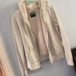 Abercrombie jacket size M.